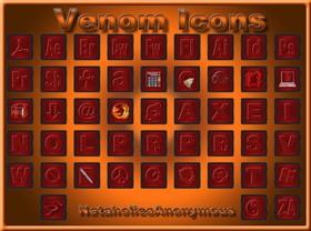 Venom Icons