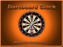 Clock - Dartboard