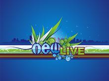 new live