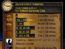 Dave's World of Warcraft (WoW) Sysmetrix