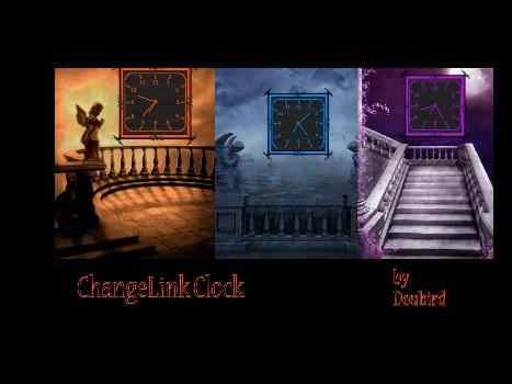 ChangeLink Clock