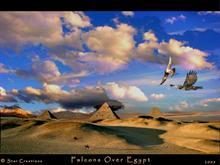 Falcons Over Egypt