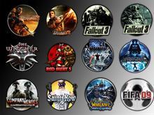Game Icons V