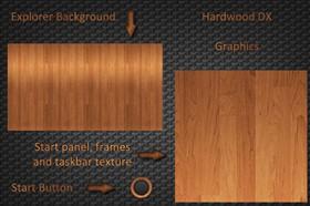 Hardwood DX Parts
