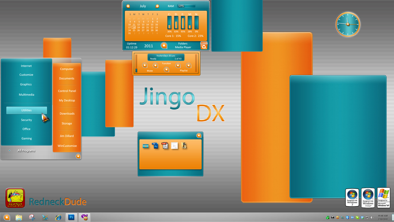 Jingo DX
