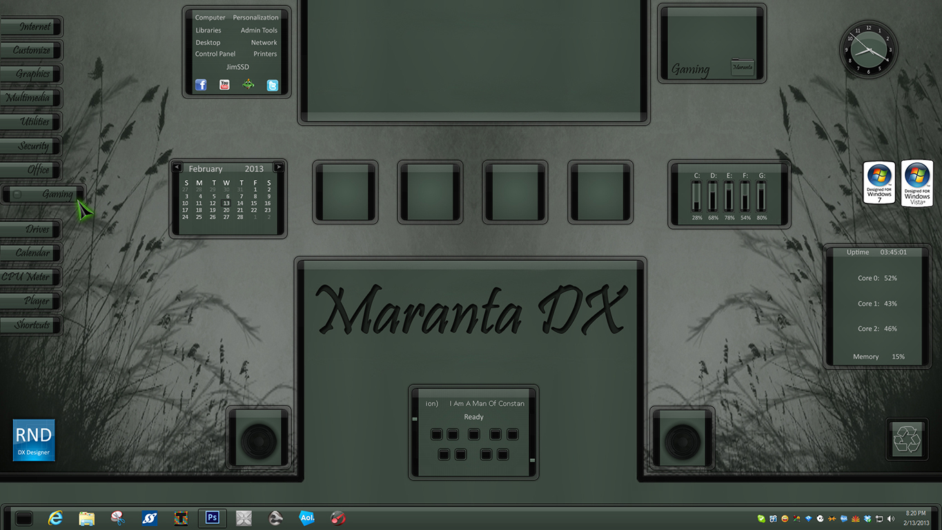 Maranta DX