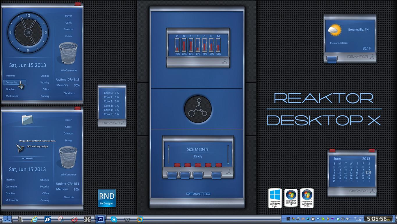 Reaktor DX