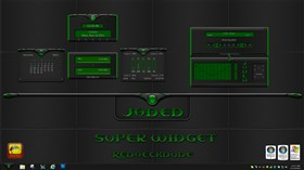 Jaded Super Widget