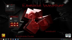 Emblaze Weather Widget