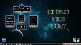 Construct Multi Widget