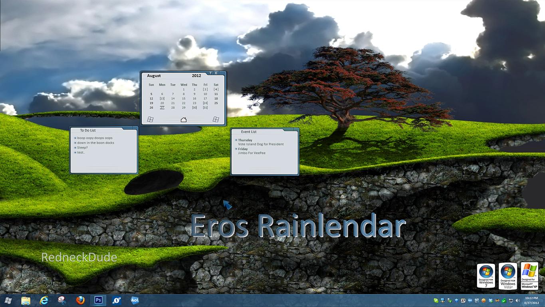 Eros Rainlendar