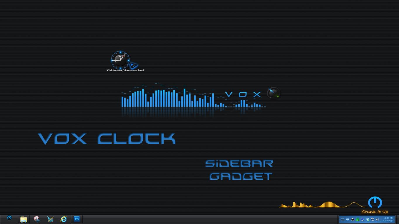 VOX Clock