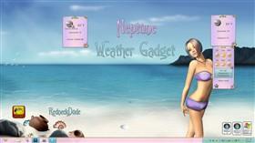 Neptune Weather Gadget