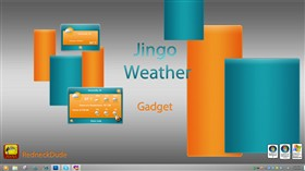Jingo Weather Gadget
