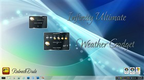 Infinity Ultimate Weather Gadget