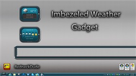 Imbezeled Weather Gadget