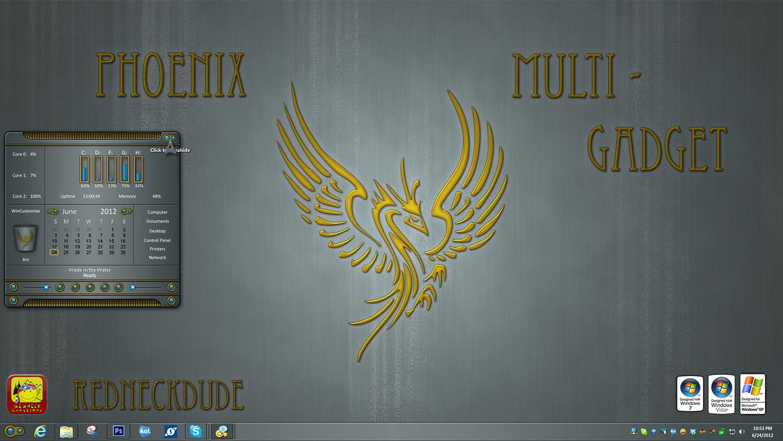 Phoenix 2012 Multi Gadget