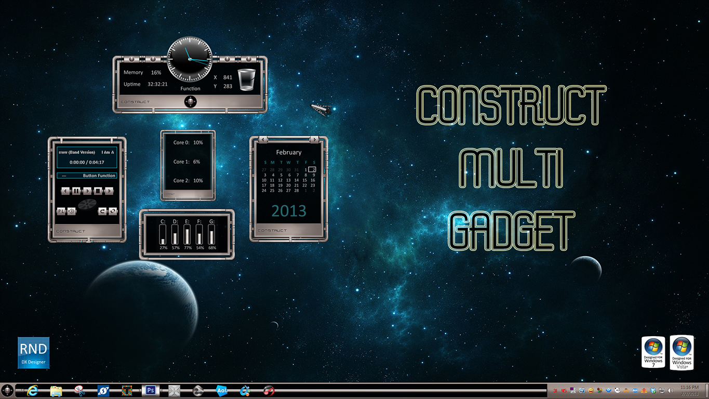 Construct Multi Gadget