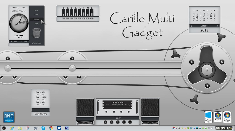 Carillo Multi Gadget