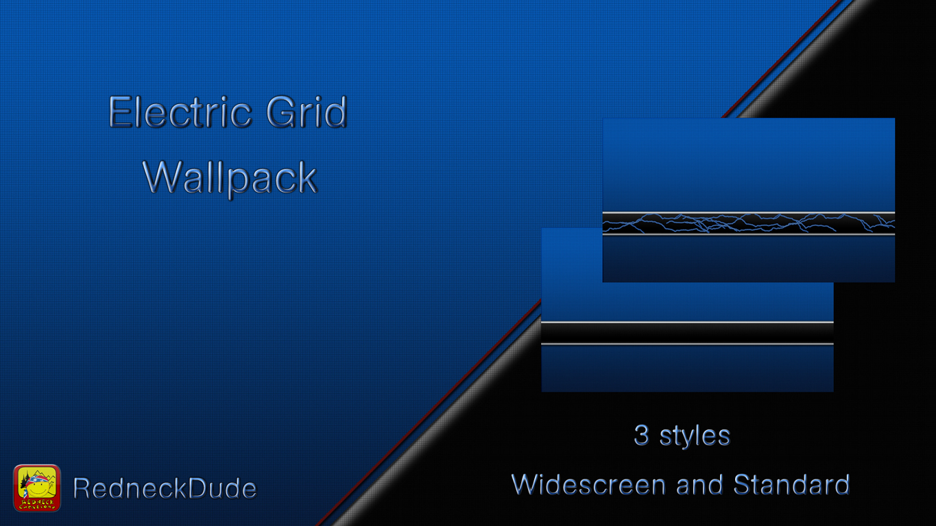Electric Grid Wallpack