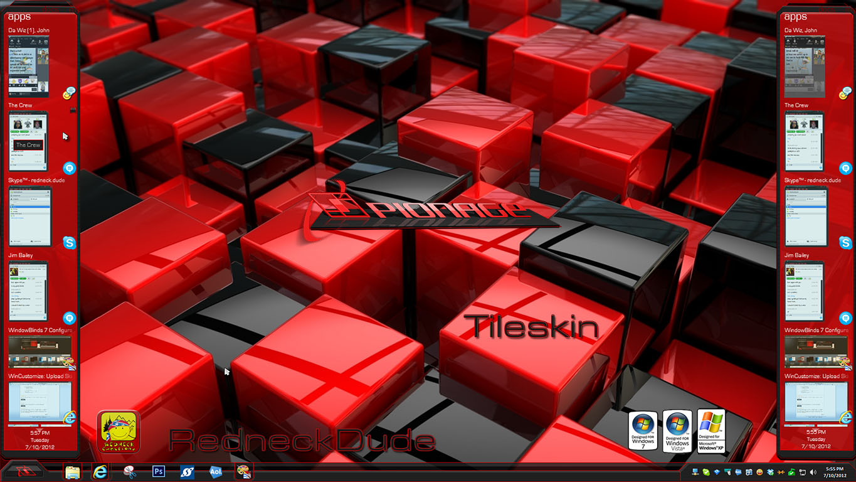 Espionage Tiles