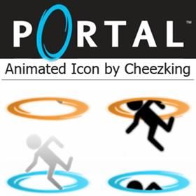 Portal Animated Icons