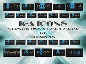 K-A icons
