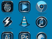 Media Icons v5