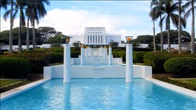 Laie Hawaii Temple ScSv