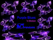 Purple Blues'n Motion