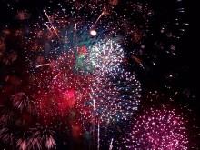 Fireworks Slo Mo