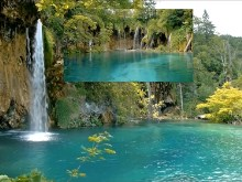 Plitvice Waterfalls Theti