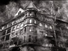Haunted Hotel Storm