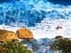 Island Blue Sea by: AzDude