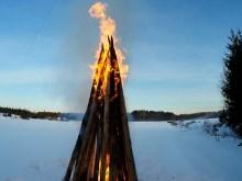 Snow Fire II