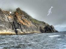 Sea Cliff Storm