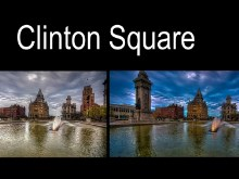 4K Clinton Square HDR 2pk
