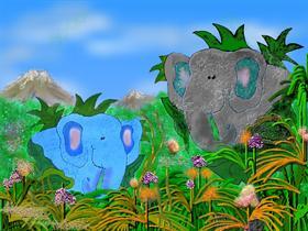 Elephants for Kids!