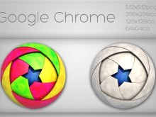Google Chrome star