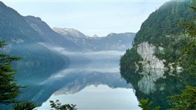 Königssee early Morning