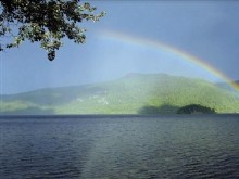 Rainbow Lake Canim