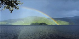 Rainbow Lake Canim