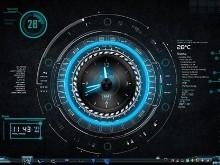 my high-tech computer