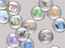 New Bubble Icons