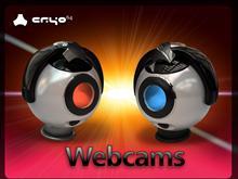 Cryo64 - Webcams