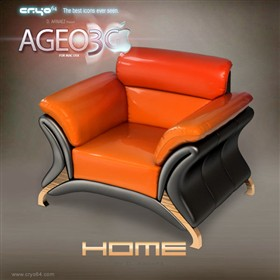 Ageo 3G - Home