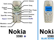 Nokia 3390+