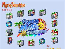 MarioSunshine Set 03