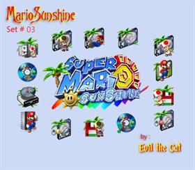 MarioSunshine Set 03