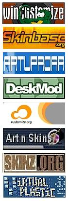 Favorite Skin Web Sites 8 Pack